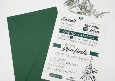 Invitación París