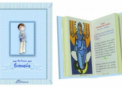 Pack Misal Mod. 841 Textos liturgicos, nuevas oraciones, 192 páginas a color, Rosario con los 20 misterios