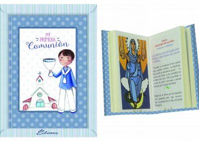 Pack Misal Mod. 843 Textos liturgicos, nuevas oraciones, 192 páginas a color, Rosario con los 20 misterios