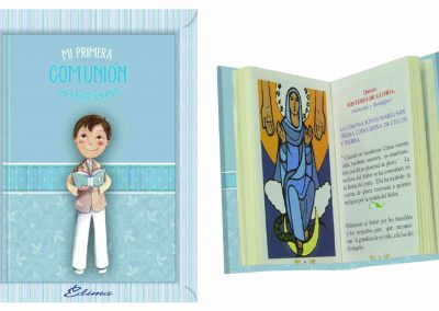 Pack Misal Mod. 845 Textos liturgicos, nuevas oraciones, 192 páginas a color, Rosario con los 20 misterios