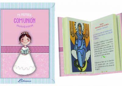 Pack Misal Mod. 846 Textos liturgicos, nuevas oraciones, 192 páginas a color, Rosario con los 20 misterios
