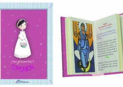 Pack Misal Mod. 848 Textos liturgicos, nuevas oraciones, 192 páginas a color, Rosario con los 20 misterios